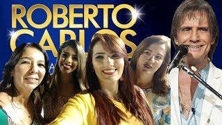 Show de Roberto Carlos em Feira de Santana