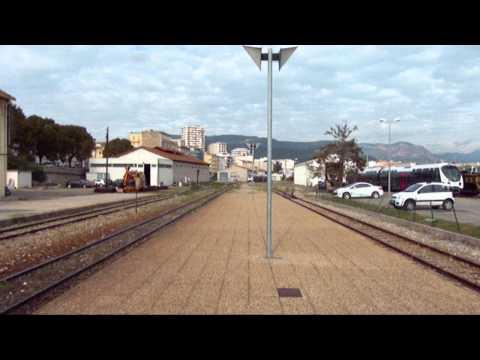 Gare d'Ajaccio