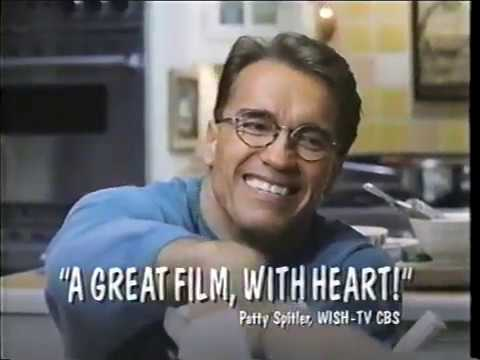 Junior (1994) movie Trailer/Commercial