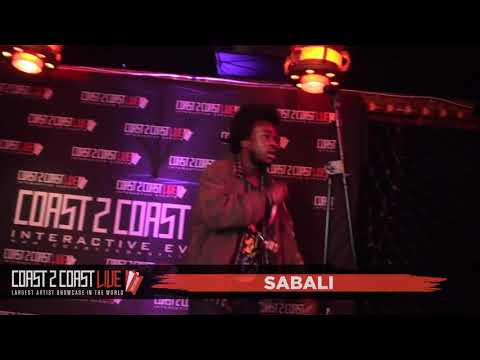 Sabali Performs at Coast 2 Coast LIVE | Toronto Edition 9/30/17 - 3rd Place
