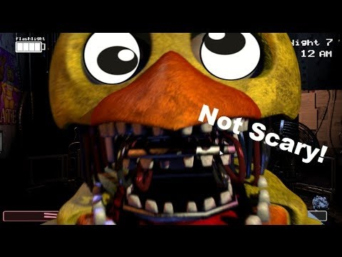 How to make fnaf not scary 1 2 3 reaction youtube - Fnaf 3 not scary ...