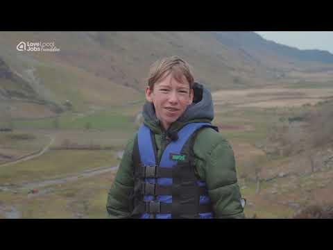 Take the Leap, Snowdonia – Love Local Jobs Foundation CIC