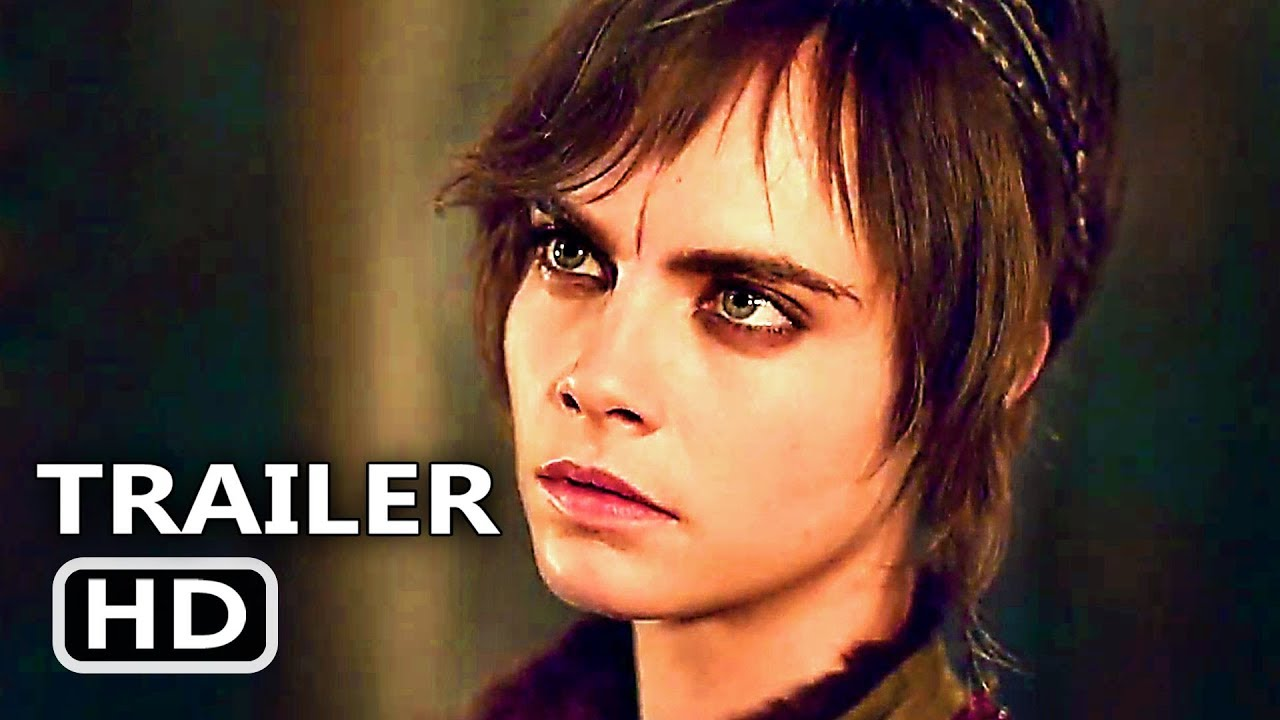 Carnival Row Official Trailer 3 New 2019 Cara Delevingne