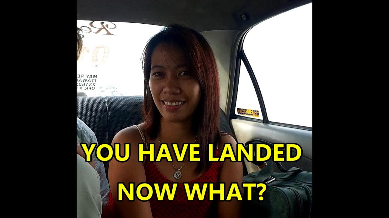 YOU HAVE LANDED!  NOW WHAT?