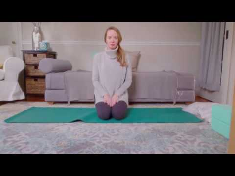 15 minute gentle/restorative yoga sequence  youtube