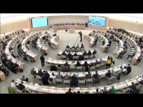 UN's 9th session of the Forum on Minority Issues - Geneva
