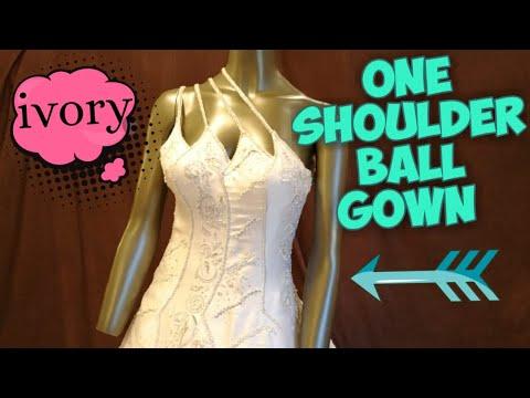dress-no.79-|-one-shoulder-ivory-a-line-lebanese-designer-wedding-dress-|-اجمل-بدله-زفاف-لبنانيه
