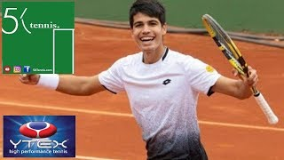 Carlos Alcaraz is here! USA American Men's Tennis Continues to Decline 🤔 No Support in Delray Beach