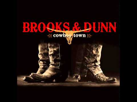 Brooks & Dunn - Cowboy Town.wmv