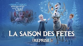 Olaf's Frozen Adventure - Ring in the Season (Re) | French (Movie Version) with French Subtitles