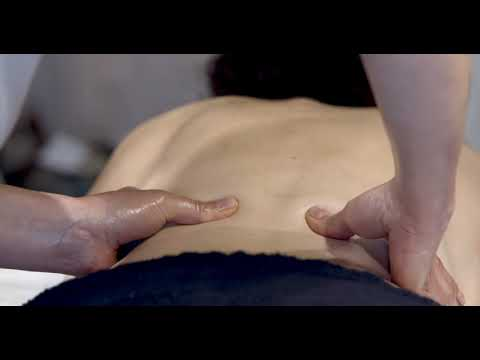 The 5 main Swedish Massage strokes