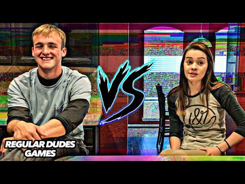 Download REGULAR DUDES GAMES ALL-STARS (Connor VS Ally) [ROUND 2]