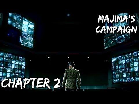 Ryu Ga Gotoku Kiwami 2 - Majima's Campaign: Chapter 2 (HARD)