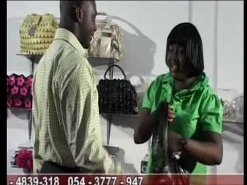 Ghana TV Commercial - Suits Me Boutique - May 2010