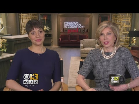 Coffee With: Christine Baranski and Cush Jumbo