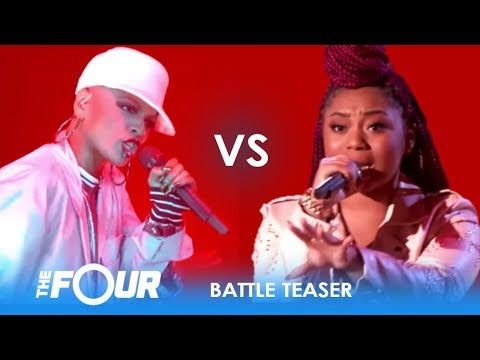 Sneak Peek: 'The Four' To Air The FIRST Female Rap Battle On Primetime TV Ever!
