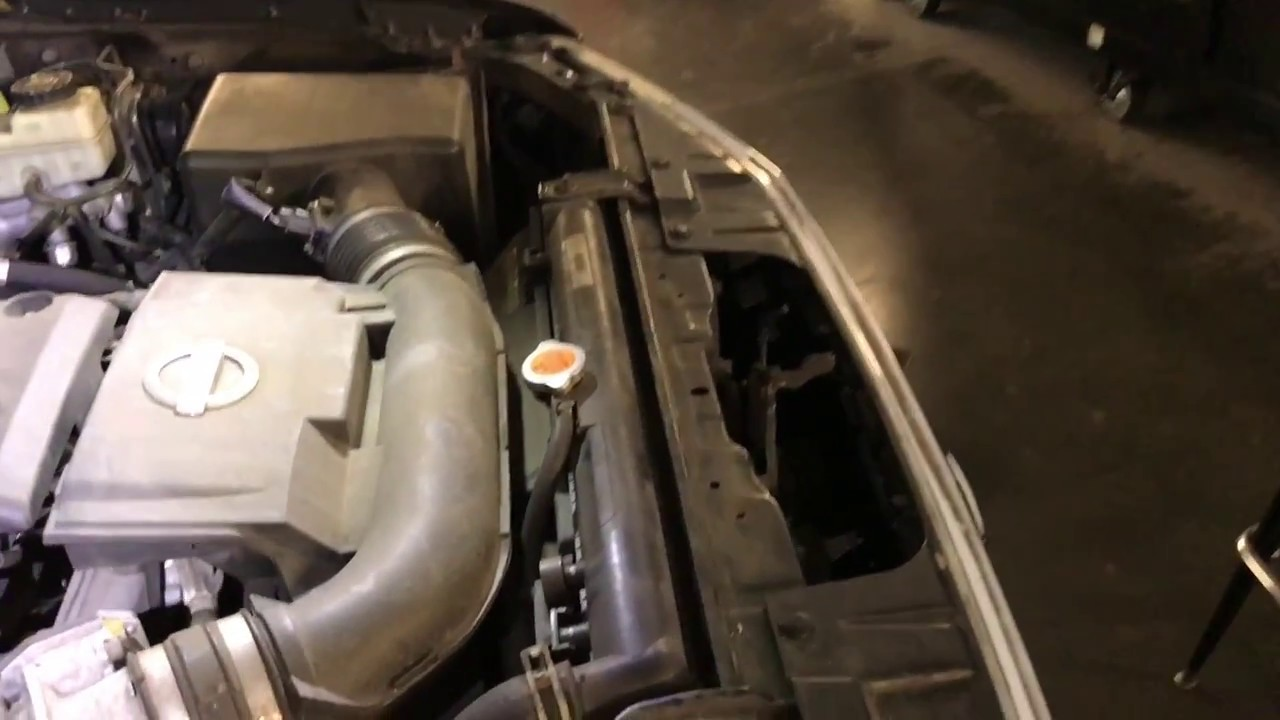 2005 Nissan Pathfinder stalls while driving