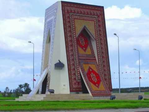 LA VILLE DE KAIROUAN  en TUNISIE( MANKAI EZZEDINE )