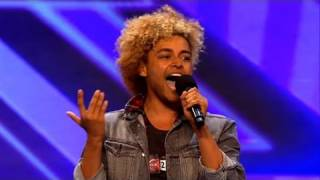 Mark Byron's audition - The X Factor 2011 (Full Version)