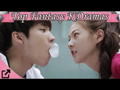 Top 25 Popular Fantasy Korean Dramas 2016 (All The Time)