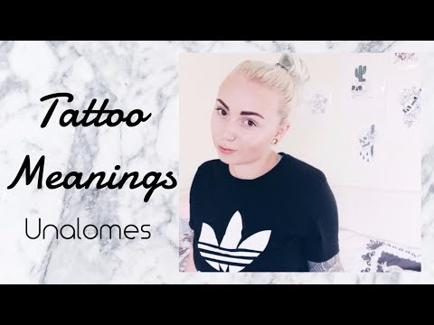 TATTOO MEANINGS | UNALOME