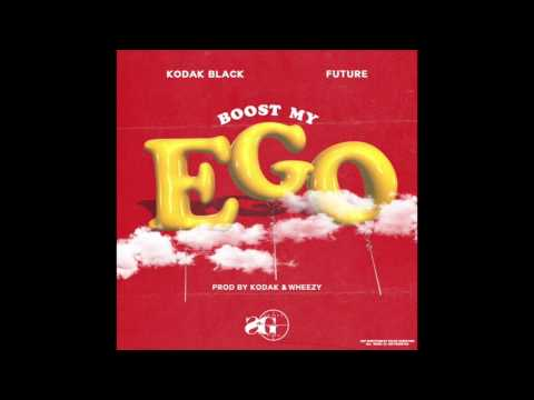 "Kodak Black FT FUTURE ""Boost My Ego"" (PB2 OTW)"
