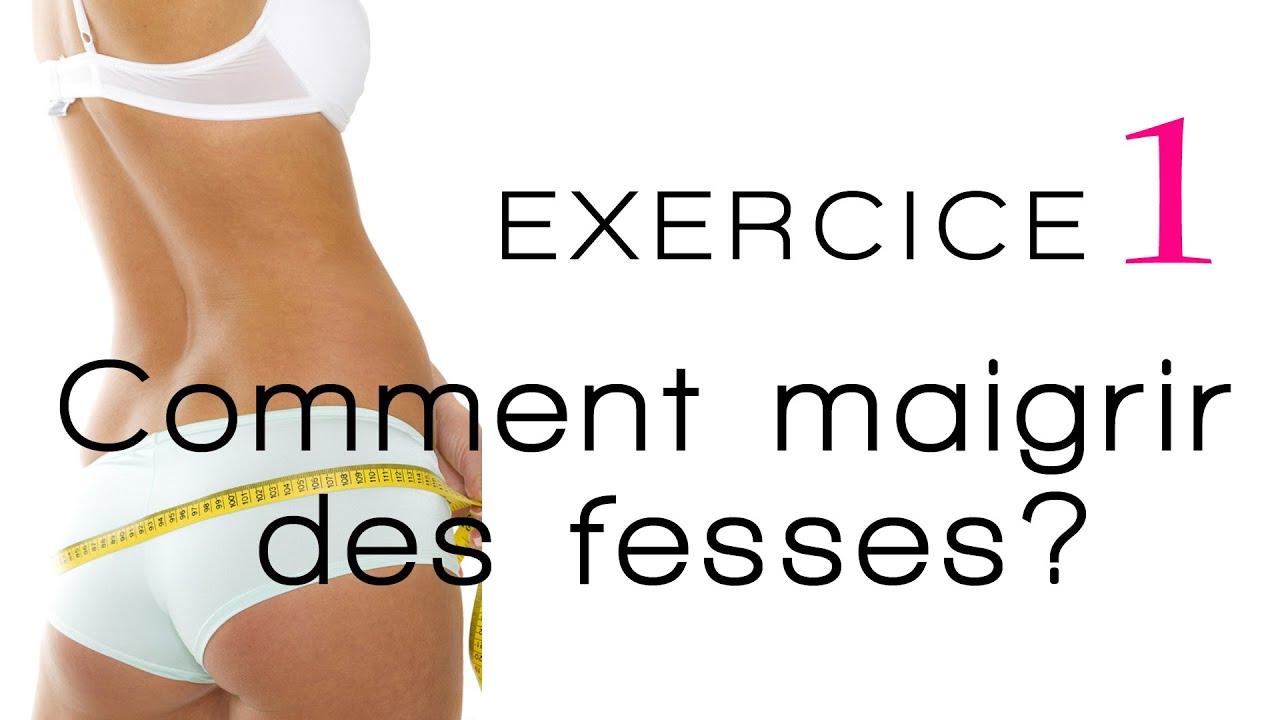 Assez Comment maigrir des fesses ? Exercice 1 Renforcer et muscler les  AP08