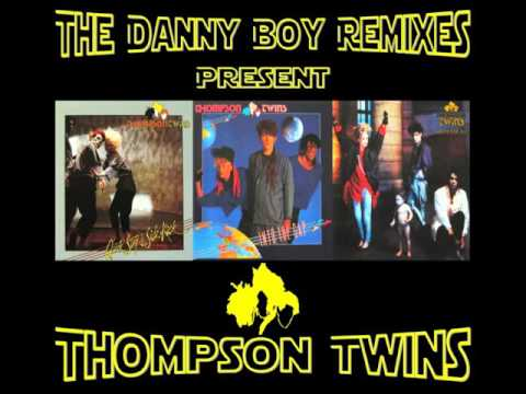 Thompson Twins 01 (Quick Step & Side Kick) - 07 We Are Detective (Special Extended 12'' Remix) mp3
