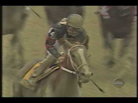 Red Bullet Preakness Stakes 2000 - Dave Johnson Call!