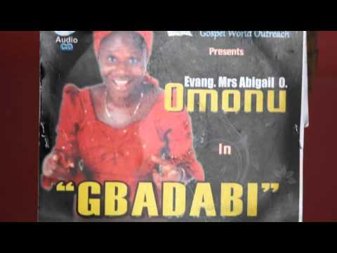 Download Abigail Omonu - Gbadabi (Recover all)