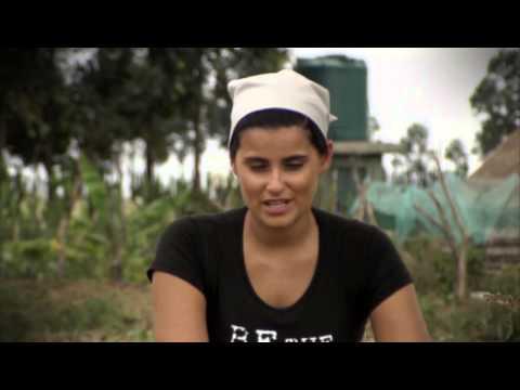 NELLY FURTADO - THE ROAD TO KENYA - PART 1/2