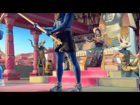 Porque La Engane Espinoza Paz, Dark Horse Offcial Video-Katy Perry Vevo
