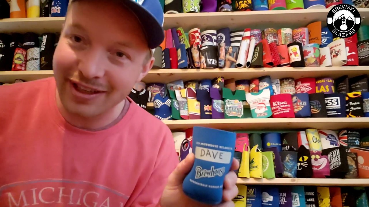 Top 3 Reasons to use a Koozie- Video!
