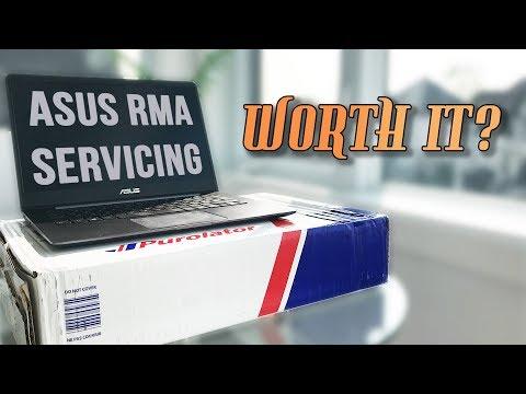 Efficient Process? - Asus RMA Process Review
