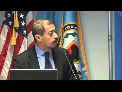 State and Human Security in Central Africa - Mr. Thierry Vircoulon