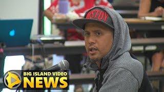 Kepa Kaeo Blasts Hawaiian Homes Commission - DHHL Waimea (May 20, 2019)