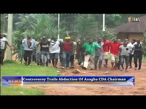 Controversy trails abduction of Azagba CDA Chairman