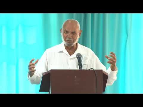 Bobby Clarke - Caribbean First Peace Conference