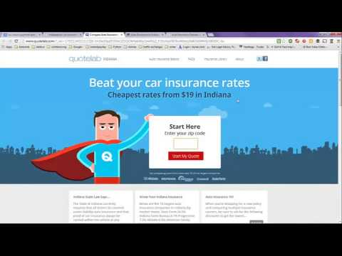 Car Insurance in Indiana