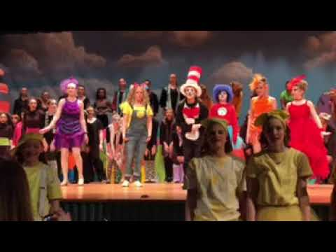 """Oh The Things That You Think"" Fleetwood Middle School Seussical"