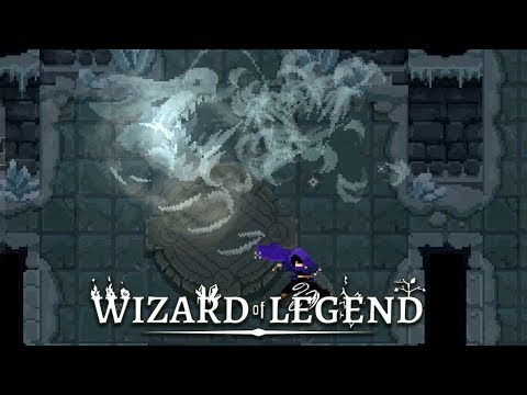 Wizard of Legend - Full Wind Arcana Only Run