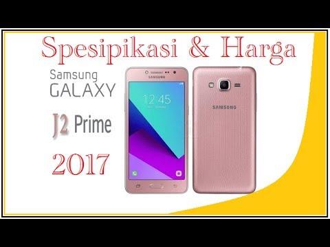 Spesipikasi Harga Samsung J2 Prime 2017 Youtube