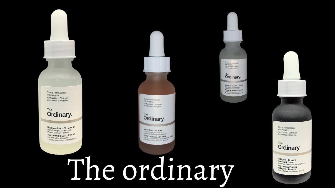 Download THE ORDINARY#theordinary