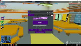 Roblox Jailbreak mod menu walkspeed inf jump inf nitro and more !!!