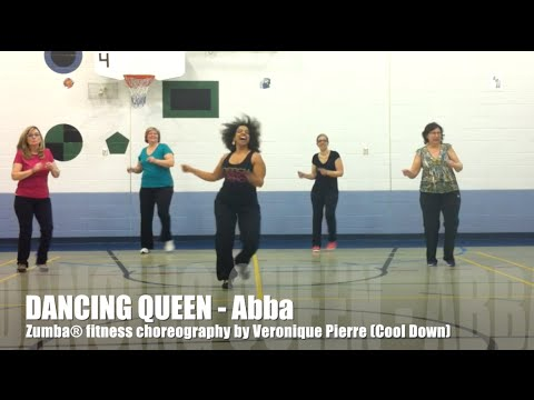 Dancing Queen - Abba - Zumba(R) Cool Down (or GOLD) par Veronique Pierre