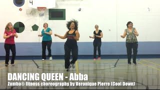 Dancing Queen - Abba - Zumba(R) Cool Down par Veronique Pierre