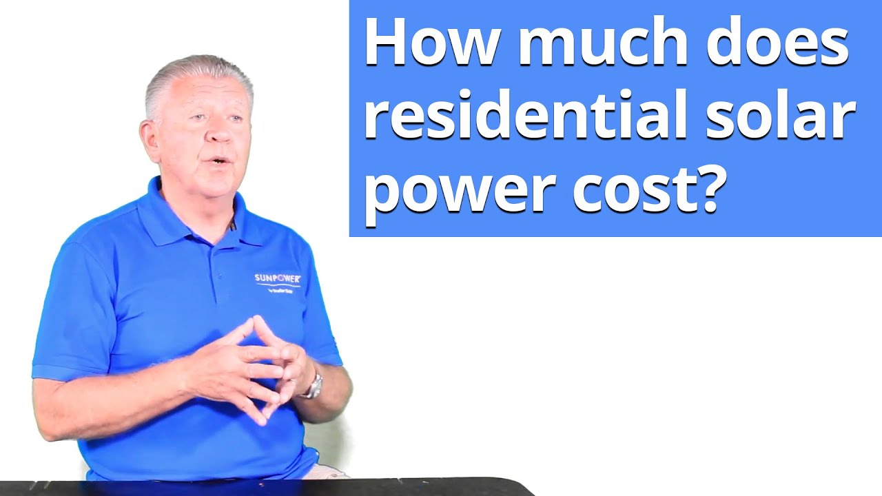 Solar Power Cost: Tips on How to Estimate Pricing (2018)