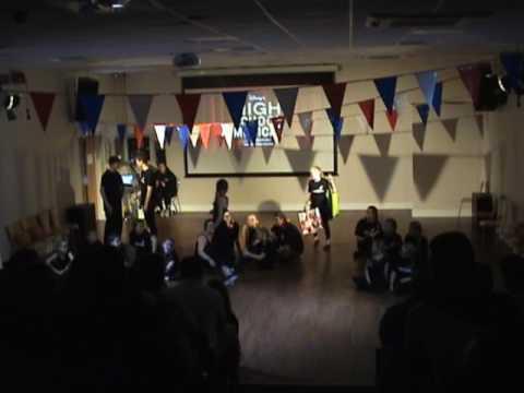 Footlights Grimsby High School Musical