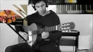 Talib Tale - Payiz (GUITAR COVER)