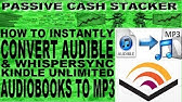 How to Download Audible Books to PC - YouTube